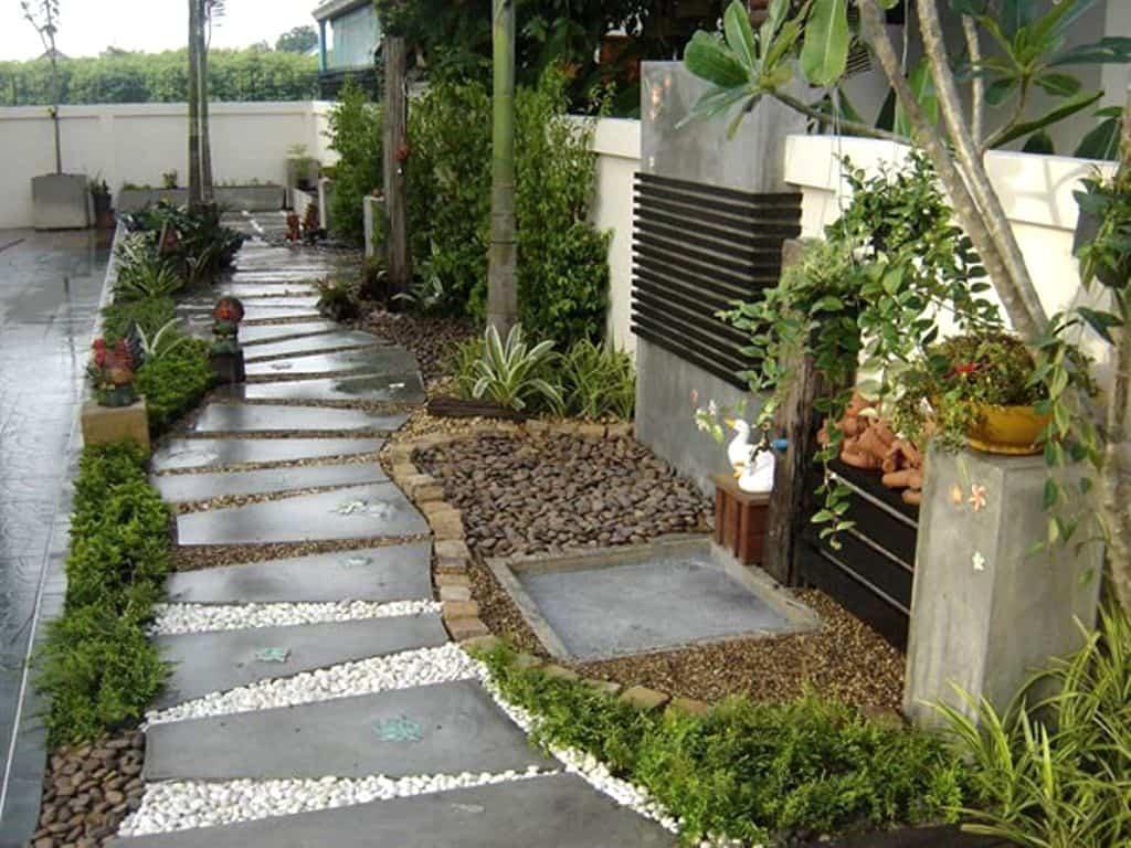 diy landscaping ideas diy landscaping ideas on a budget the garden